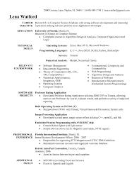 Resume Samples For Experienced Java Professionals Valid Java