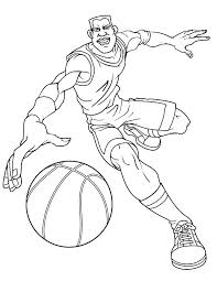 basketball coloring book pages and players may page bulls shoe