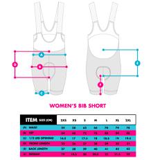 Pedal Mafia Size Chart The Dessert Womens Kit