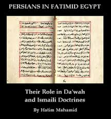 And 'wah In Role The Egypt Fatimid Ismaili Their Da ii Persians fwUOxzw