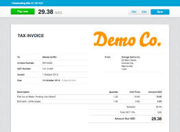 Online Invoicing Your Customers Perspective Xero Blog