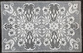 Filet Crochet Patterns Magnificent Filet Centerpiece Pattern 48 Crochet Patterns