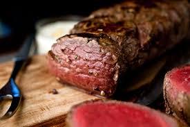 beef. Beautiful Beef Garlicky Beef Tenderloin With Orange Horseradish Sauce Recipe  NYT Cooking And