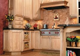 faux tin backsplash Kitchen Traditional with glass cabinet eat in