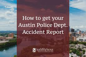 Austin Accident Report Need Yours Well Get It For You