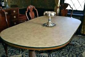round table pad table pads round table pads for dining room table dining table pad protector