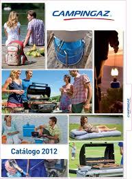 Catalogo Campingaz 2012