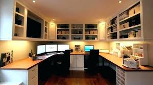two desk home office. Fine Office Double Desk Home Office For Two Desks  People Inside Two Desk Home Office O