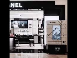 Chanel Vending Machine Impressive CHANEL No 48 Digital Vending Machine By Movishco YouTube