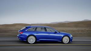 2019 new Audi A6 avant looks sensual, has all the space you need