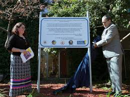 Plaque unveiling a step towards truth and reconciliation - News and Events  - Ryerson University