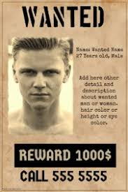 230 Customizable Design Templates For Wanted Poster Postermywall