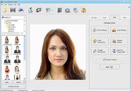 Passport Size Picsart Photo Background Editing Online