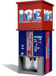 Ice Vending Machine Business Gorgeous Bag Of Ice Vending Machine Models BOI 48 SF BOI 48 HD BOI 48