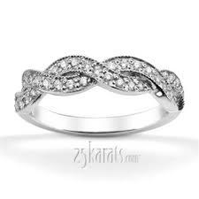 infinity diamond wedding band. infinity-18k-and-platinum-diamond-wedding-band (1) infinity diamond wedding band