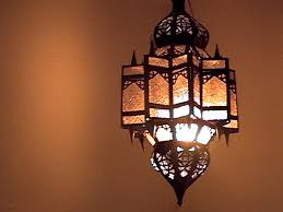 this looks exactly like the moroccan lamp i brought home from that counrtry with me