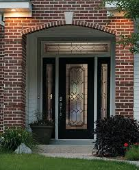 majestic decorative door glass insert available in patina nickel and brass caming not available in patina for 8 tall doors