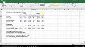 Financial Modeling Quick Lesson Use Excel 2016s New Ifs Function For Nested Ifs