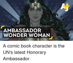 books memes and book ambador wonder woman a ic book character is the