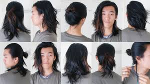 Long Man Hair Style 10 easy long hairstyles for men 2016 youtube 8481 by wearticles.com