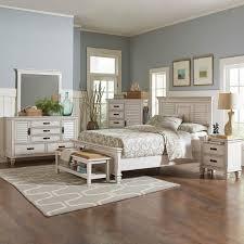 Nassau Antique White Bedroom Collection