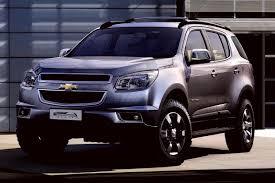 HD Cars Wallpapers: Chevrolet Trailblazer