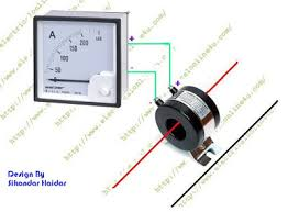 do it by self wiring diagram how to wire ammeter current ammeter wiring diagram
