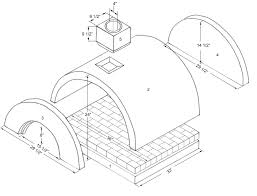 basic components outdoor oven