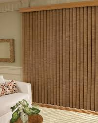 ... Vertical Window Blinds Vertical Blinds For Sliding Glass Doors Modern  Brown Fabric Window Blinds