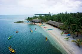 top resorts long caye private island  long caye at glover s reef