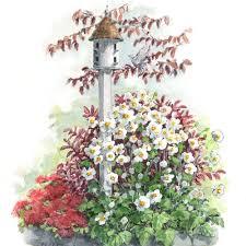 Landscape Pre Planned Garden Designs All Preplanned Gardens Plant Collections White Flower Farm