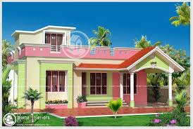 Small Picture 1460 sq ft Single Floor Home Plan