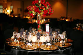 black and gold wedding decor beautiful great red black gold wedding best home plans and