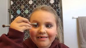makeup for little girls. little girl makeup tutorial - youtube for girls