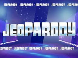 Jeopardy Powerpoint Template Magnificent Customizable Jeopardy Powerpoint Template Etsy