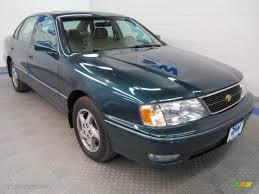 1998 Evergreen Pearl Toyota Avalon XLS #46397618 | GTCarLot.com ...
