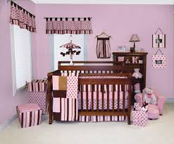 Pink Baby Girl Nursery Decor Ideas