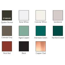 Finish Color Options For E Class And G Series Skylights
