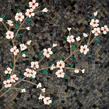 indoor mosaic tile outdoor wall glass artistic oda 02