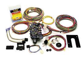 wiring harness magoo s street rods painless wiring kit 18 circuit gm column