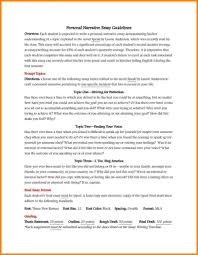 personal essay examples high school address example narrative  6 personal essay