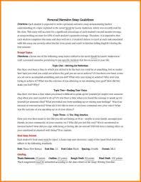 personal essay examples high school address example narrative  6 personal essay