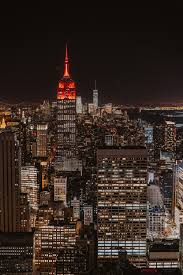 New York Night Pictures