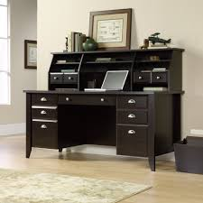 Compact Corner Desk Furniture Stunning Display Of Wood Grain In A Strategically