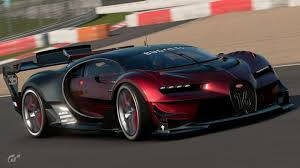 Gt sport 2017 bugatti veyron 16.4 liter top speed run 377kmh / 234 mph gameplay at tokyo expressway. Bugatti Vision Gran Turismo 15 Bugatti Gamemodels Community