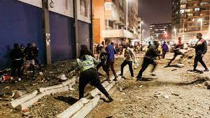South Africa deploys troops as unrest ...