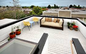 rooftop furniture. Adding Ikea Patio Furniture As Your Outdoor : Contemporary Rooftop IKEA