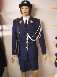 Coiffure Femme Gendarmerie