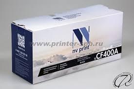 <b>HP CF400A</b> - <b>картридж</b> совместимый | <b>HP</b> 201A Black/Черный