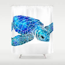 blue and turtle shower curtains society6 with measurements 1080 x 1080